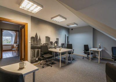 Saska Kępa biuro hotdesk Warszawa