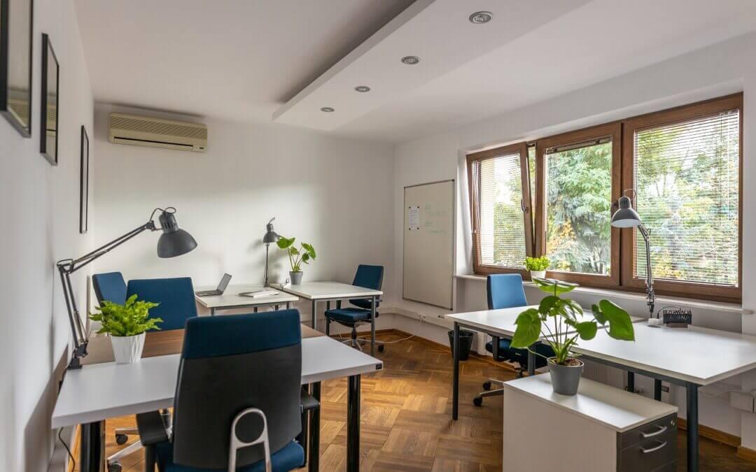 Biurka coworking – wypoczynek i praca w jednym miejscu